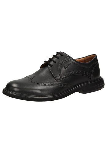 Herren SIOUX Purves-181-XL Schnürschuh schwarz   04054765386790