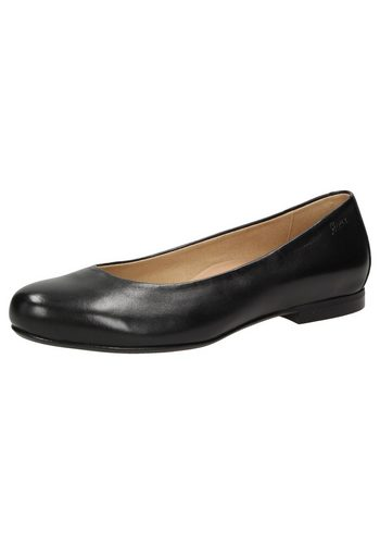 Damen SIOUX Hermina Ballerina schwarz   04054765423075