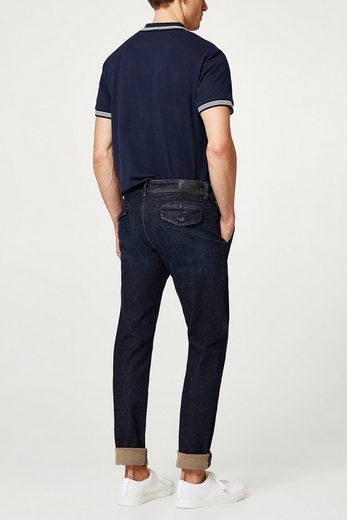ESPRIT COLLECTION Super-Stretch-Jeans aus Organic Cotton