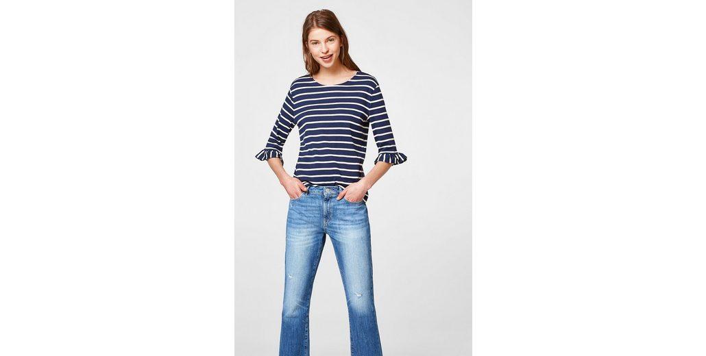 Shirt Ripp aus Streifen BY EDC EDC ESPRIT BY Jersey Feminines OH8Y4wx