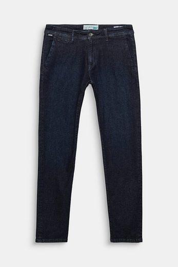 ESPRIT COLLECTION Super-Stretch-Jeans aus Organic Cotton