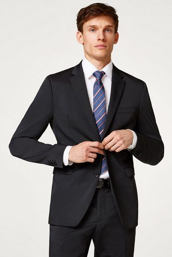 ESPRIT COLLECTION Anzugsakko aus Stretch-Twill