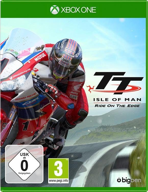 BigBen XBOX One - Spiel »TT - Isle of Man«