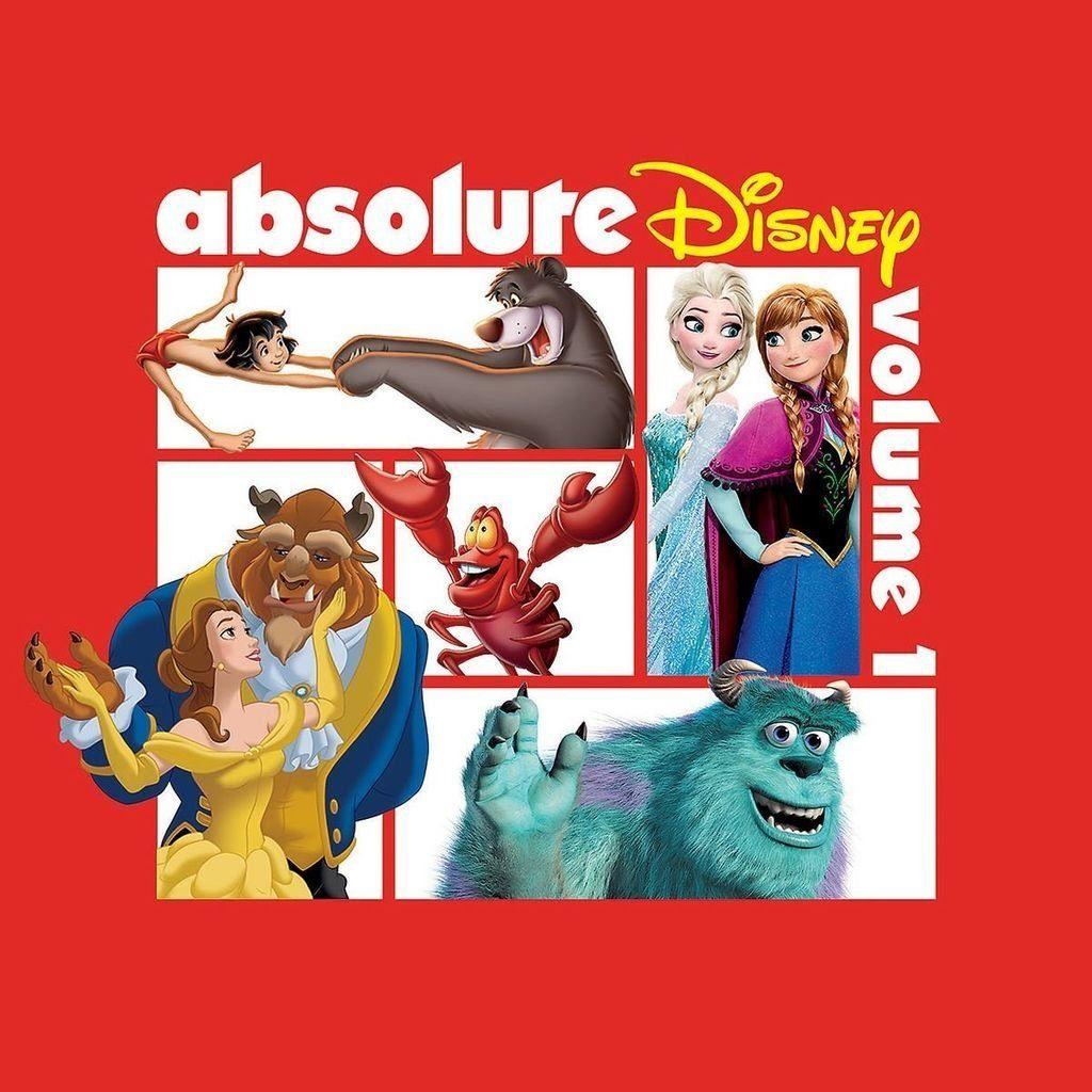 Universal Musik-CD »Absolute Disney: Volume 1«