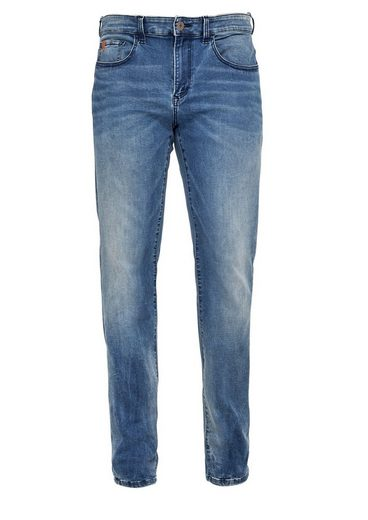 s.Oliver RED LABEL Scube Relaxed: Powerflex-Jeans
