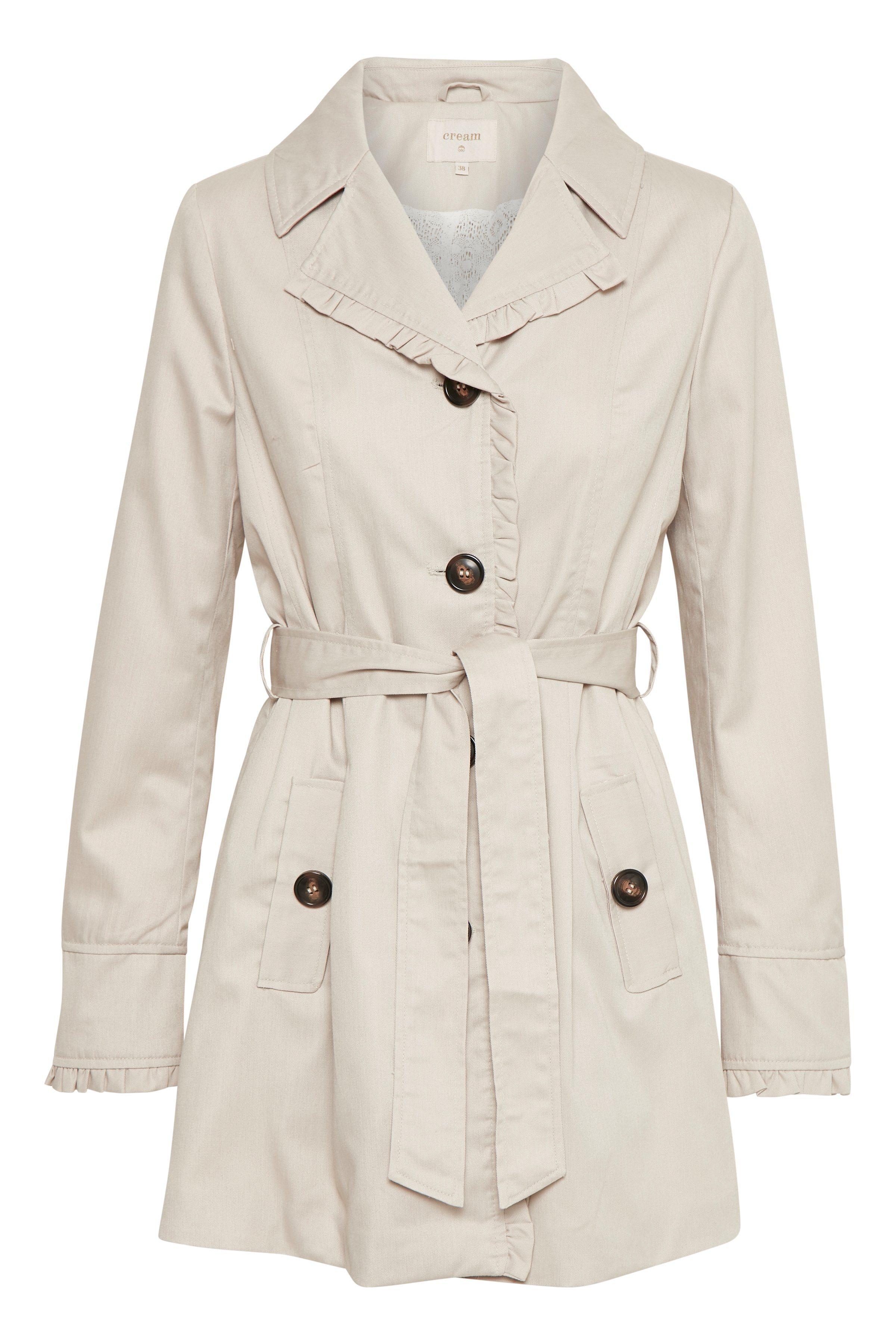 Cream Trenchcoat »Noa« | Bekleidung > Mäntel > Trenchcoats | Cream