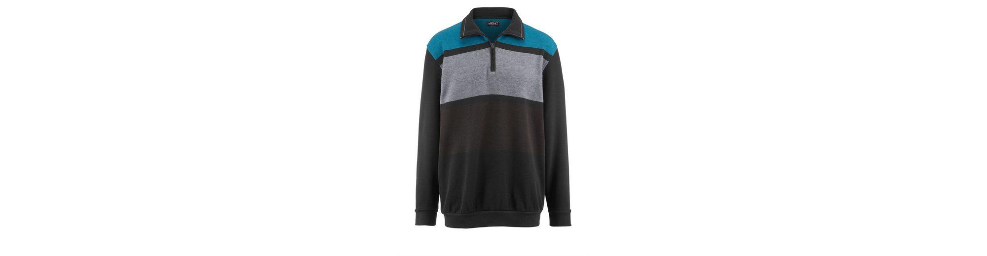 Spielraum Bester Großhandel Aaa Qualität Men Plus by Happy Size Spezial-Bauchschnitt Sweatshirt p0bWsP3JG