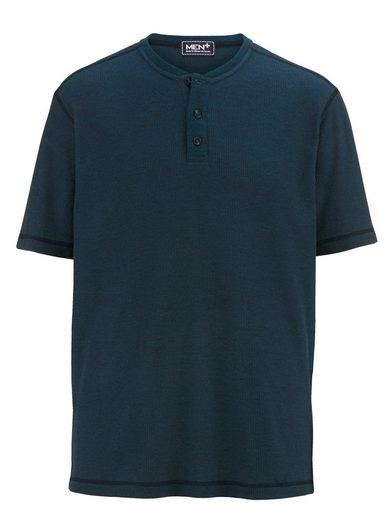Men Plus By Happy Size Henleyshirt