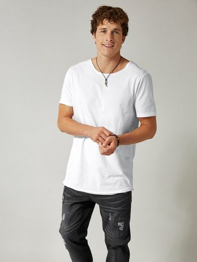 Men Plus by Happy Size T-Shirt Long Fit
