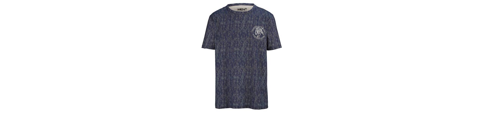 Billige Echte Men Plus by Happy Size Longshirt mit Tiger-Print Kaufen Sie Günstig Online Komfortabel Günstiger Preis Rabatt Limitierte Auflage Billig Verkauf Aus Deutschland OL3YJp8jM2