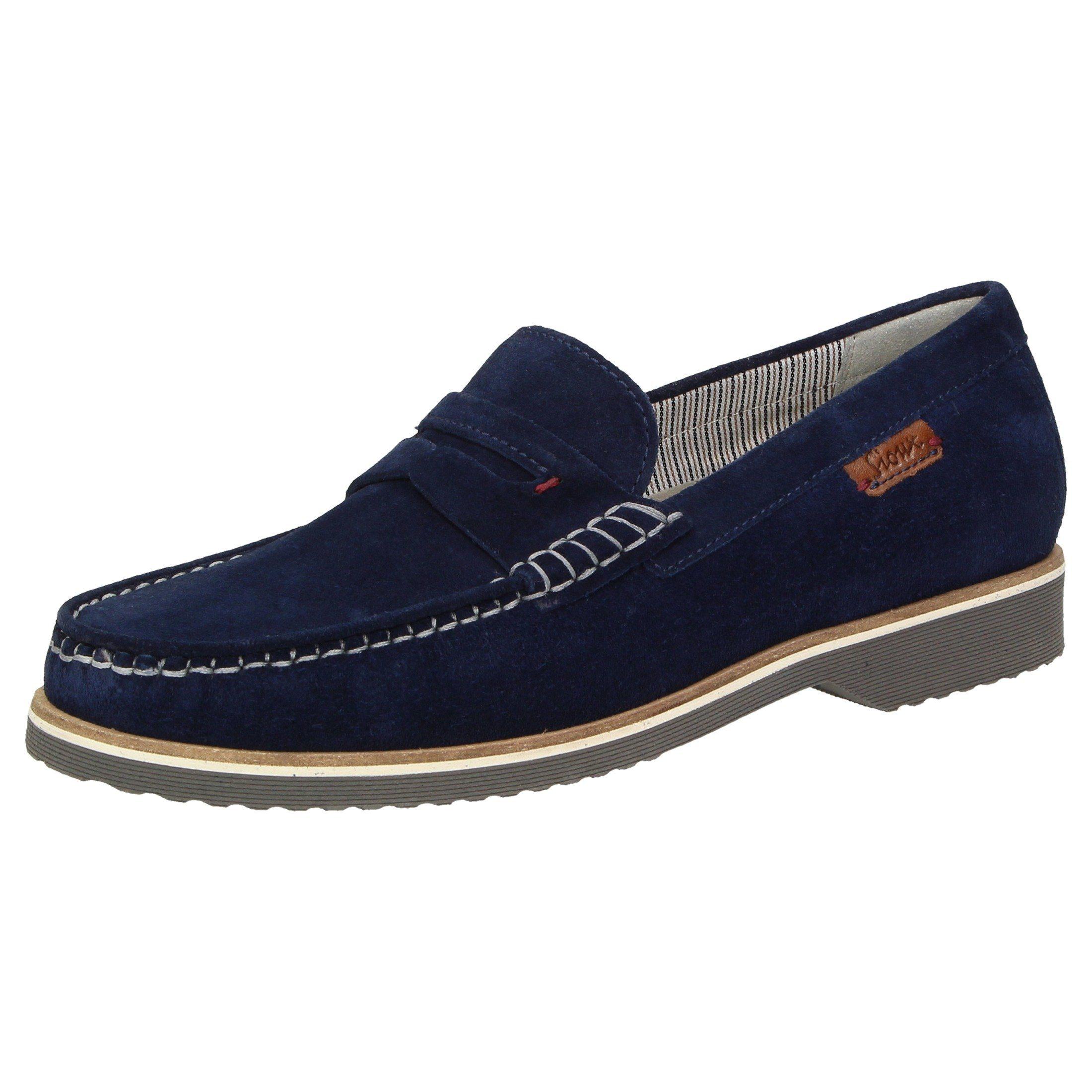 SIOUX Edelwin Slipper online kaufen  blau