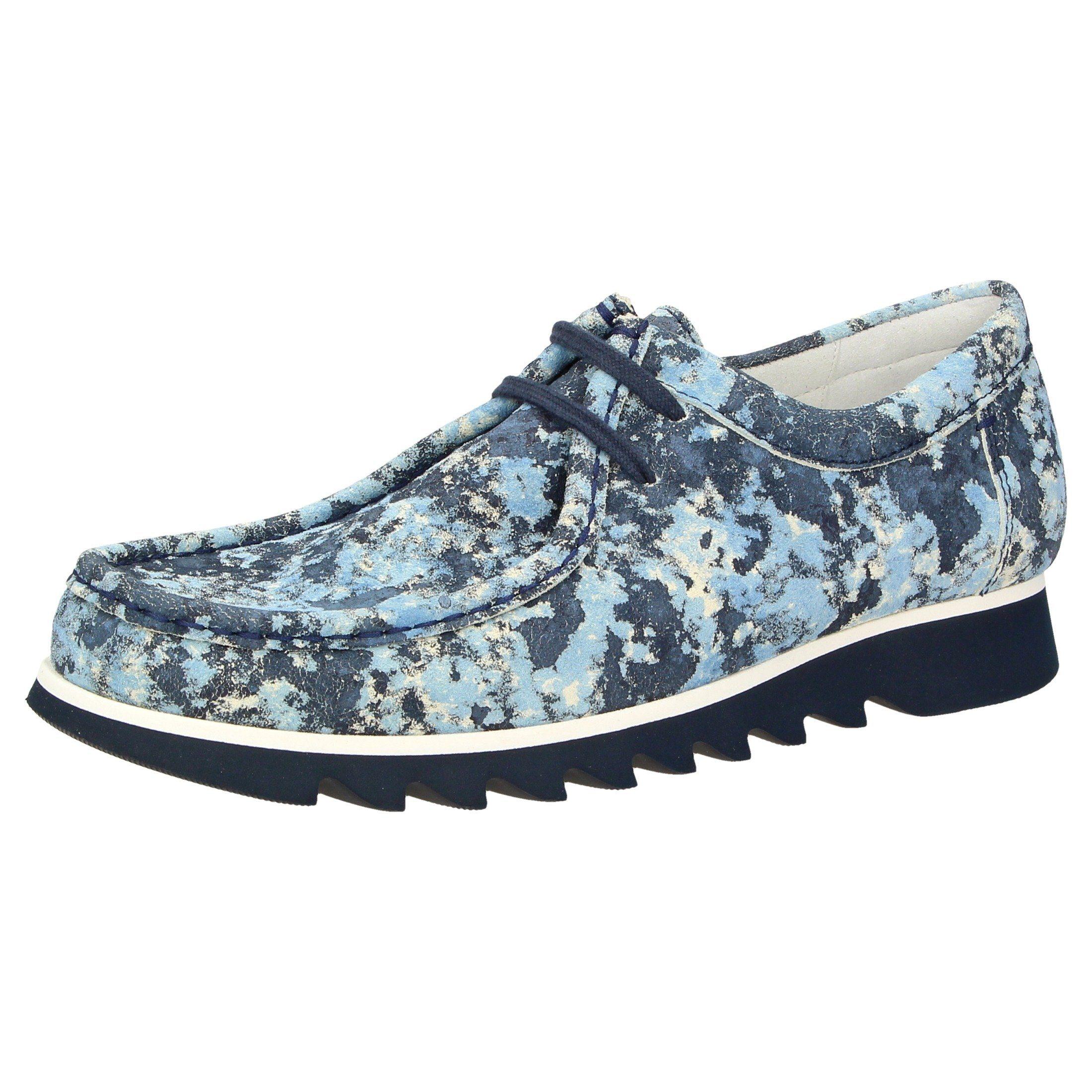 Grashopper Grash-H172-21 Schnürschuh kaufen  blau