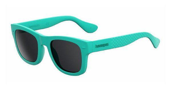 Havaianas Herren Sonnenbrille » PARATY/L«, braun, EWD/KU - braun/blau
