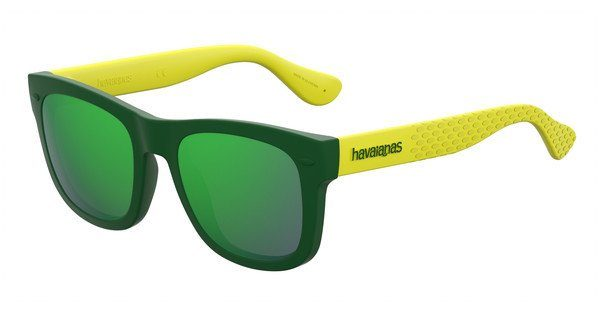 Havaianas Sonnenbrille » PARATY/S«, weiß, QT1/Z9 - weiß/grün