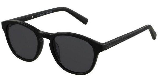 JB by Jerome Boateng Kinderbrillen Sonnenbrille »Rio JBS101«, schwarz, 1 - schwarz/grau