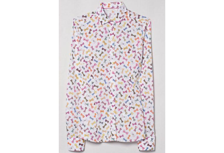 ETERNA Langarm Bluse für grosse Frauen Langarm Bluse für grosse Frauen MODERN CLASSIC Spielraum Sammlungen BO17IL7