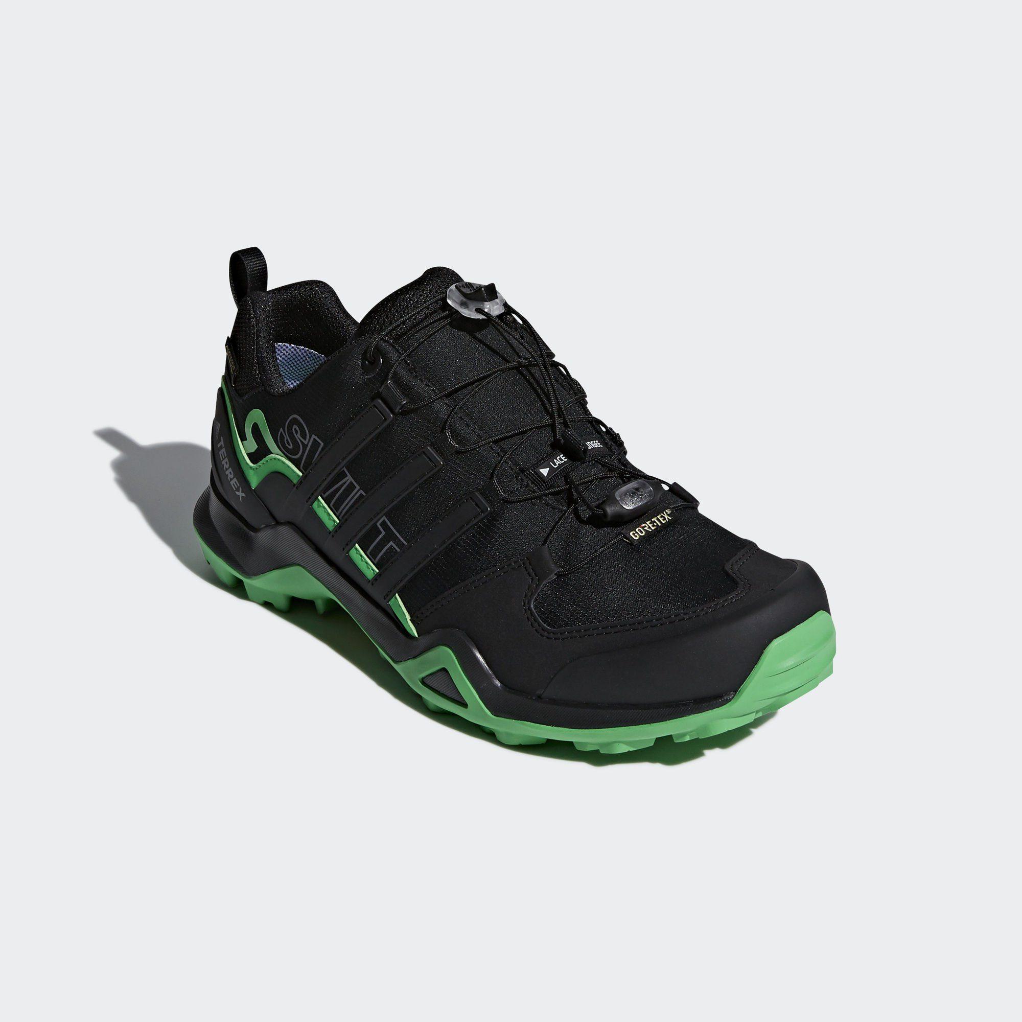 adidas Performance TERREX Swift R2 GTX Schuh Outdoorschuh online kaufen  black