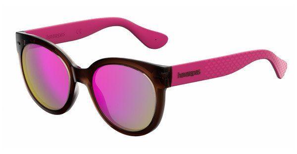 Havaianas Damen Sonnenbrille » NORONHA/M«, rosa, TDS/VQ - rosa/rosa