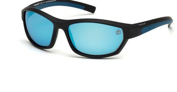 Timberland Herren Sonnenbrille » TB9126«, schwarz, 02H - schwarz/braun