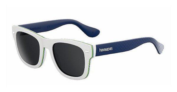 Havaianas Herren Sonnenbrille » BRASIL/M«, grün, 1RI/Y1 - grün/grau