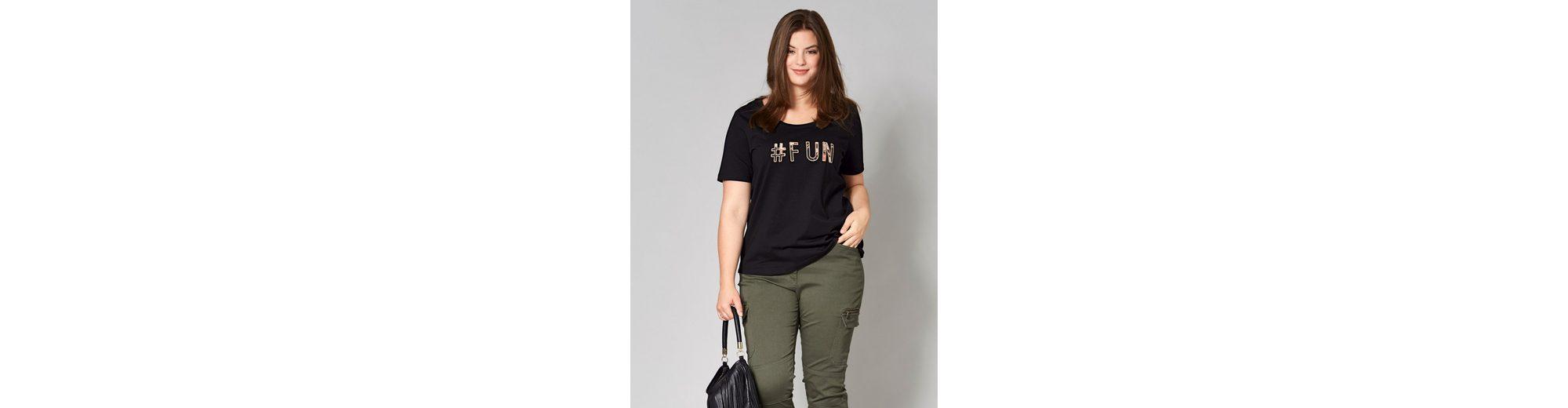 Angel of Style by Happy Size Shirt in Oversize-Form Erkunden Zu Verkaufen Kd2xkdSh8