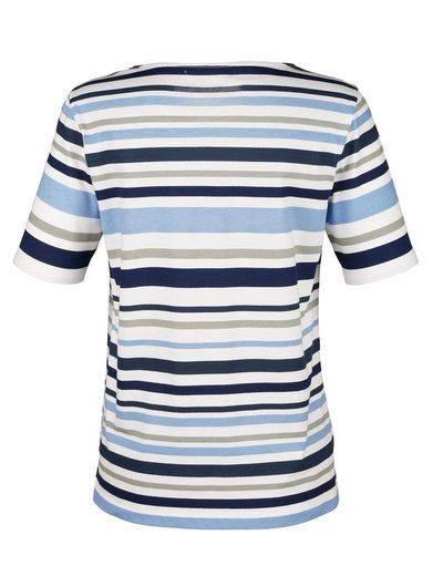 Paola Shirt mit Streifenmuster
