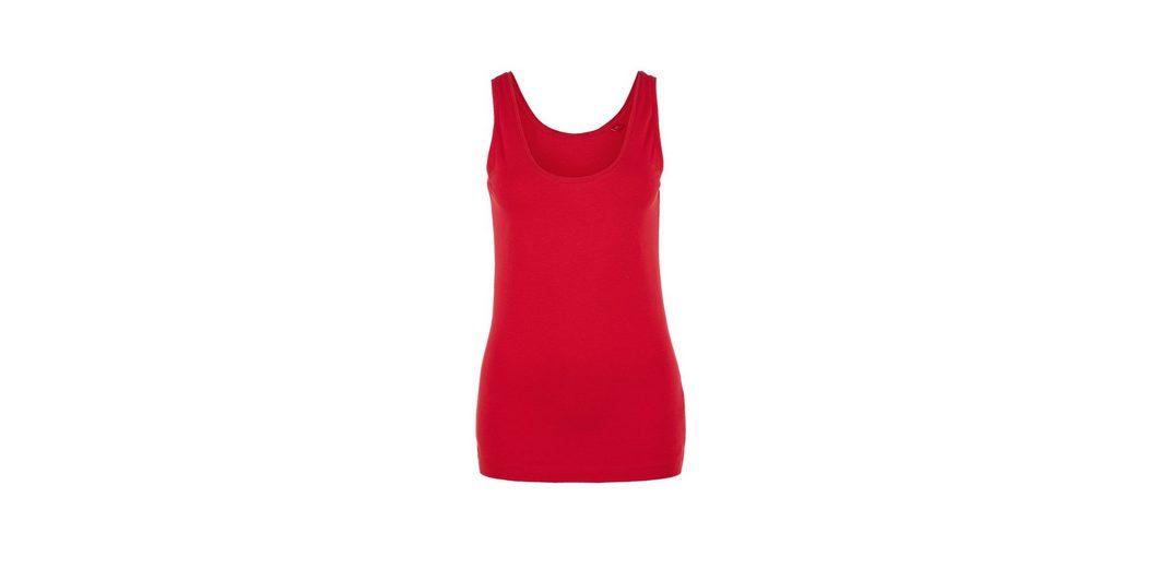 s.Oliver RED LABEL Basic-Top aus Baumwollstretch Neuer Stil Günstigste Preis Verkauf Online Wählen Sie Einen Besten Günstigen Preis Billige Wahl 3MIn8i