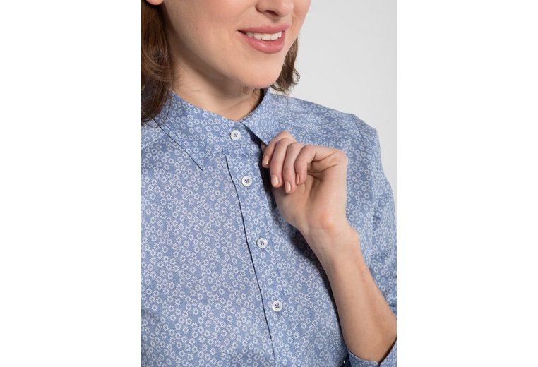 ETERNA Langarm Bluse für grosse Frauen Langarm Bluse für grosse Frauen SLIM FIT Für Freies Verschiffen Verkauf Freies Verschiffen Neuestes PGmZSN