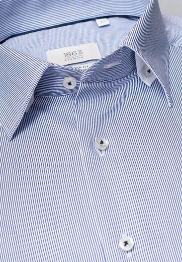 Eterna Long Sleeve Shirt Long Sleeve Shirt Modern Fit