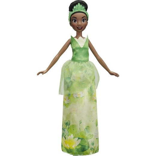 Hasbro Disney Prinzessin Schimmerglanz Tiana