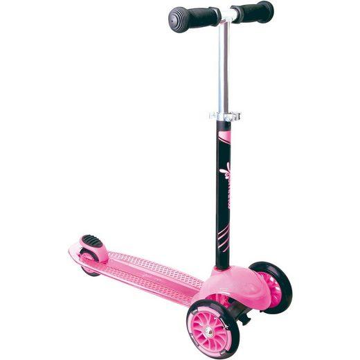 Muuwmi Kidsscooter Up pink