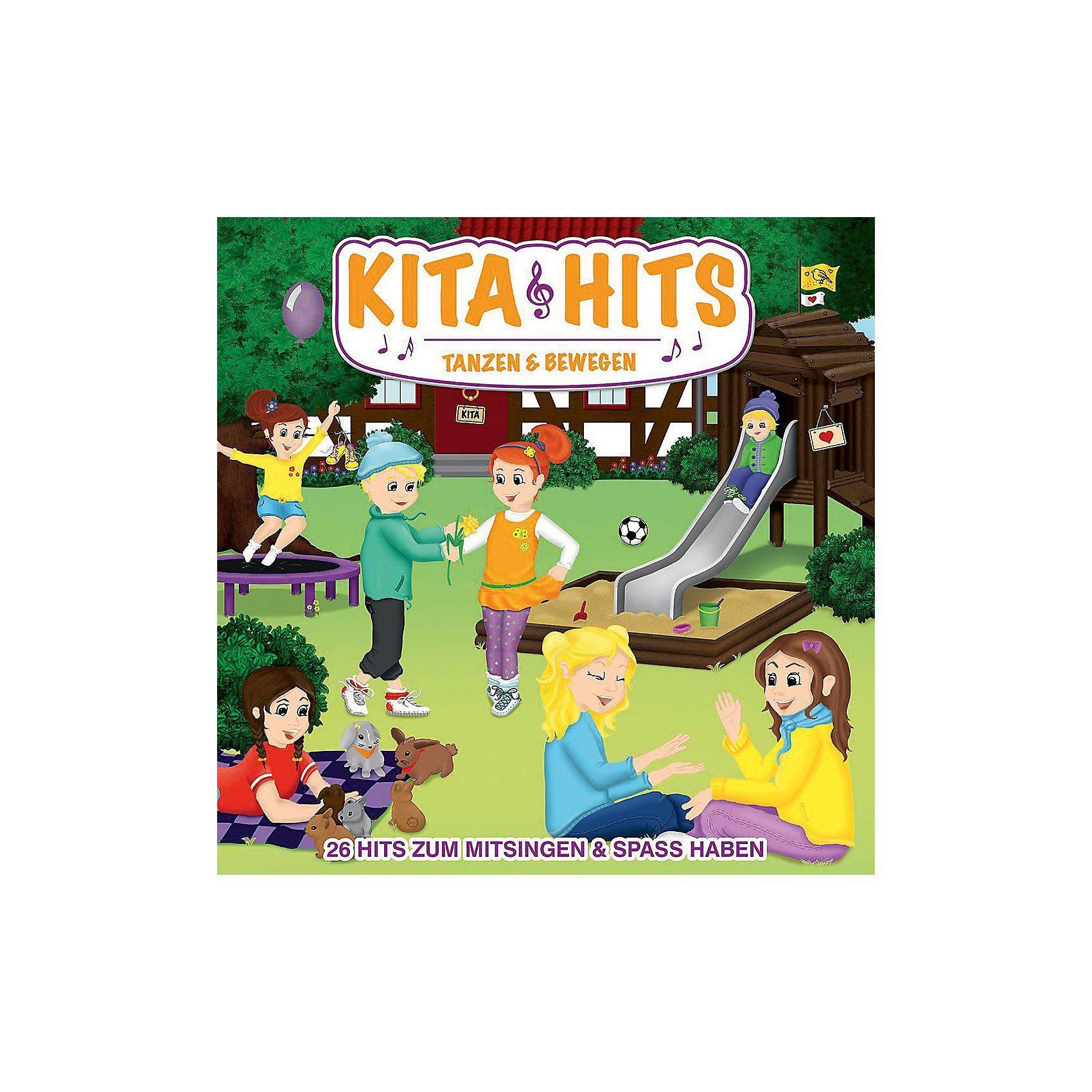 Universal CD Die Kita-Hits - Tanzen & Bewegen