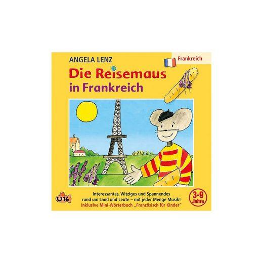 CD Die Reisemaus in Frankreich