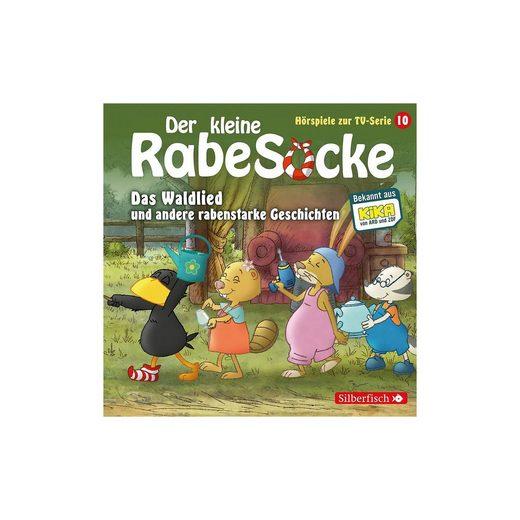Universal CD Der kleine Rabe Socke 10: Das Hofturnier und andere raben