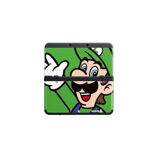 Nintendo New 3DS Zierblende - Luigi