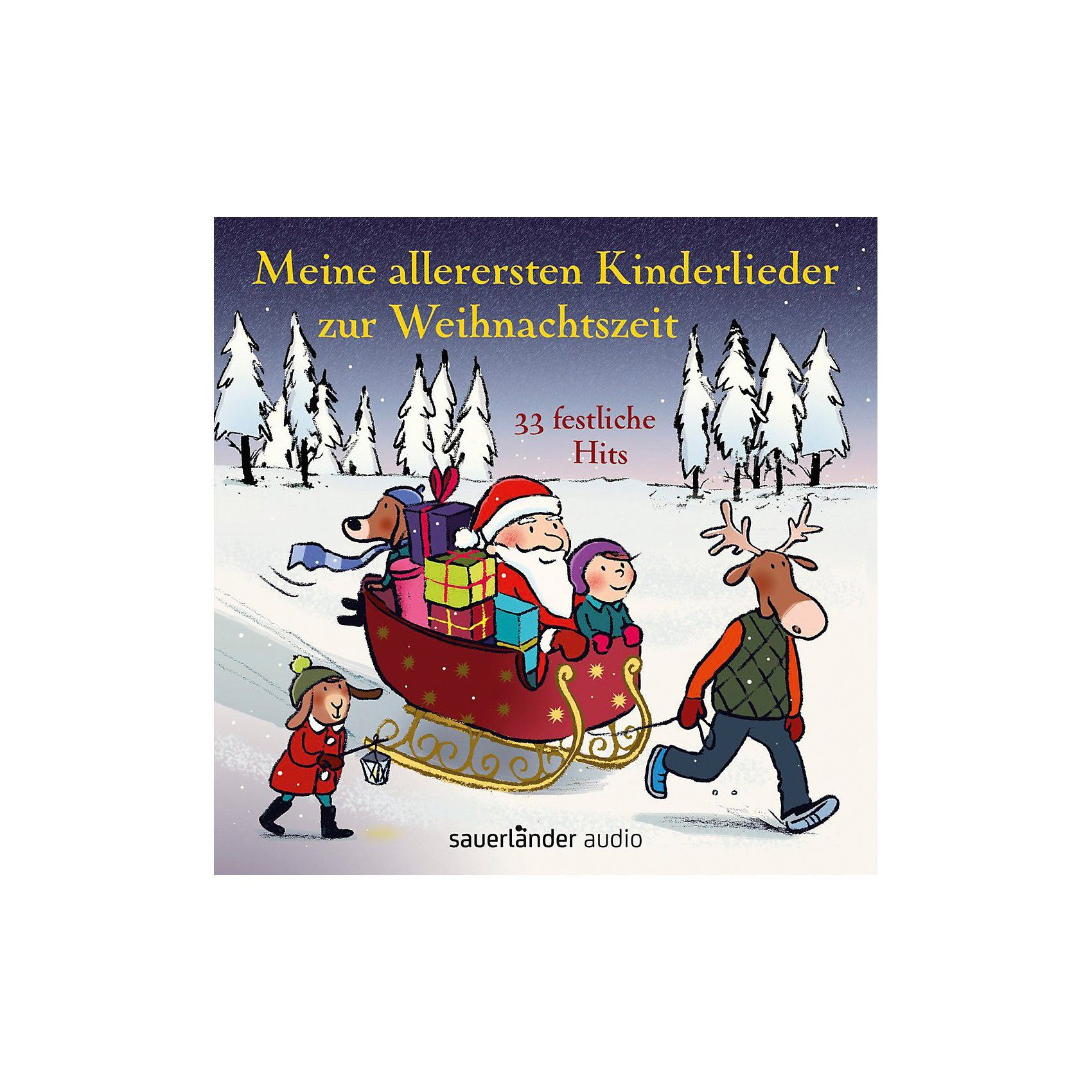 Edel CD Meine allerersten Kinderlieder zu Weihnachten
