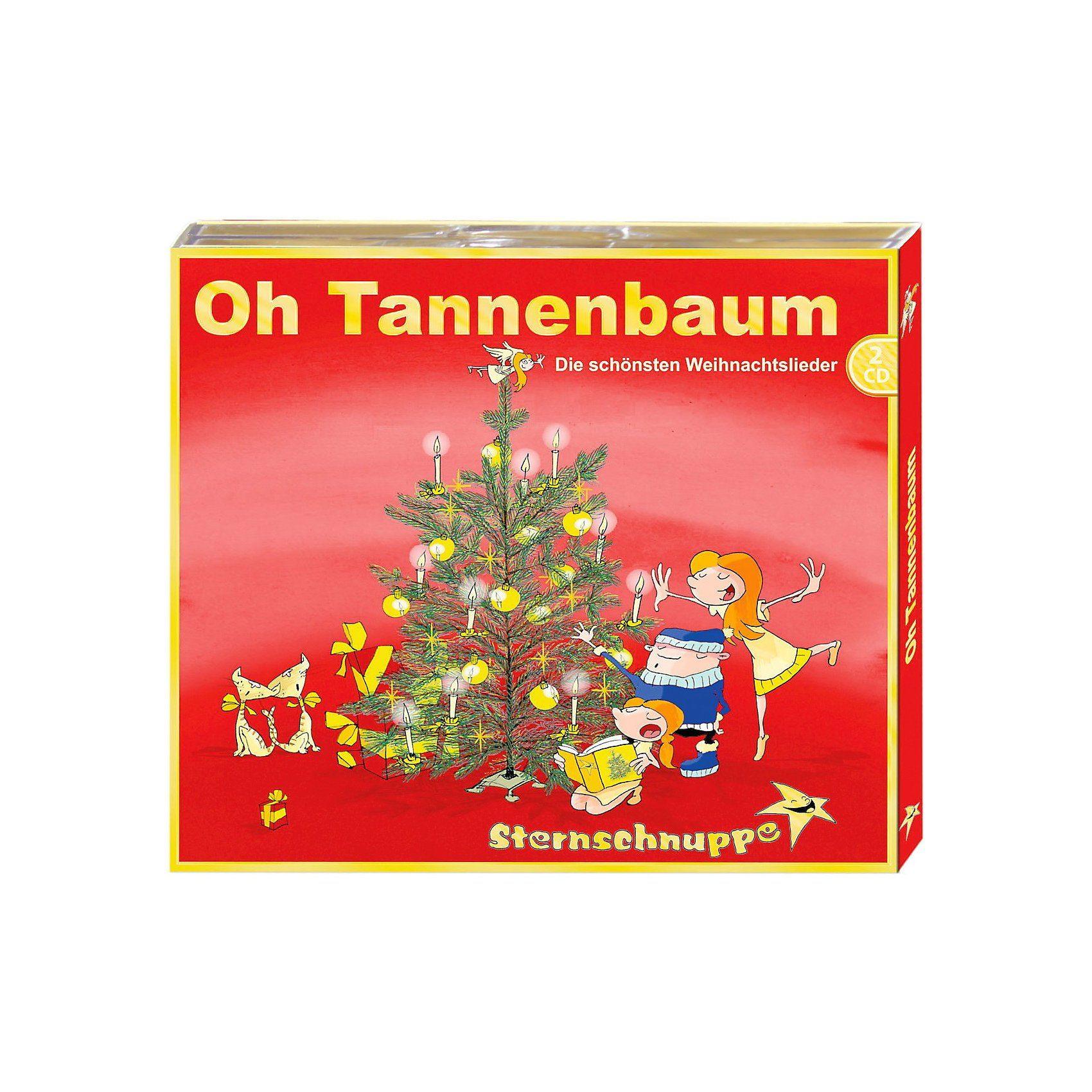 CD Sternschnuppe - Oh Tannenbaum