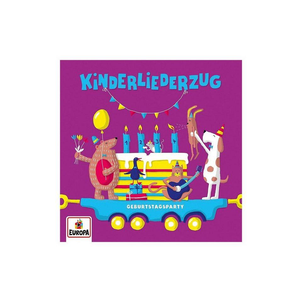 Sony CD Kinderliederzug - Geburtstagsparty kaufen