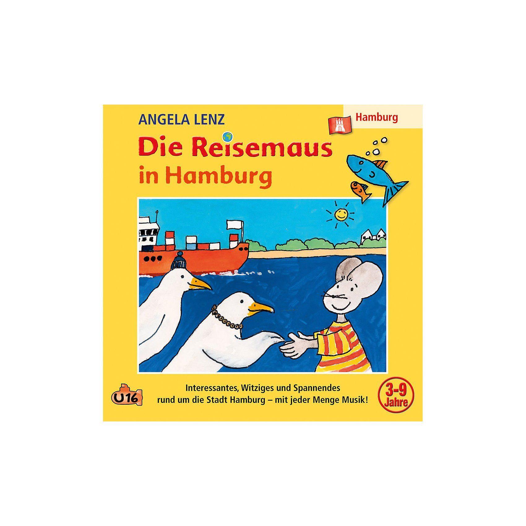 CD Die Reisemaus in Hamburg