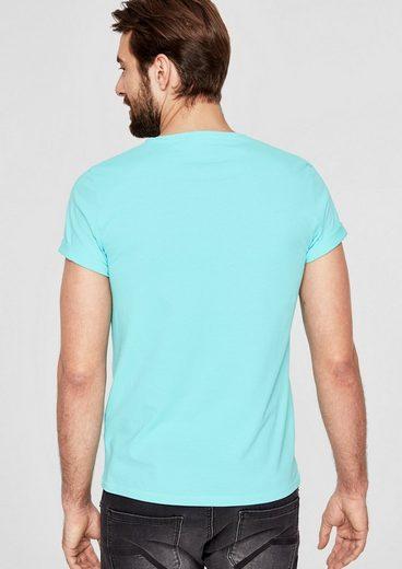 S.oliver Red Label T-shirt Mit Crew Neck