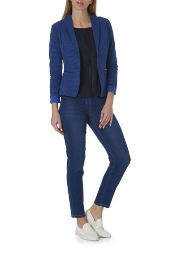 Betty Barclay Blazer-Jacke mit Streifen-Design
