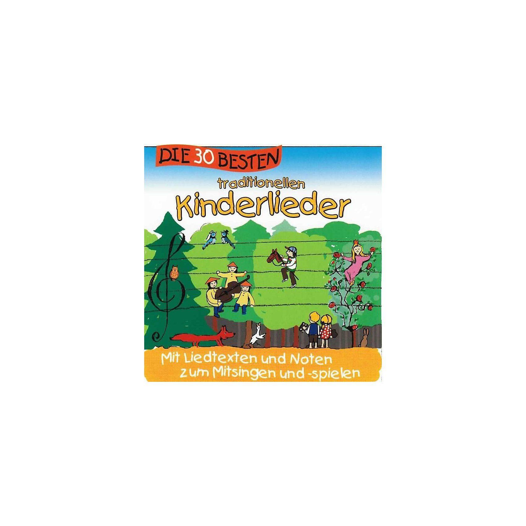 Universal CD Die 30 besten traditionellen Kinderlieder