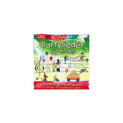 Universal CD Die 30 besten Partylieder für Kinder
