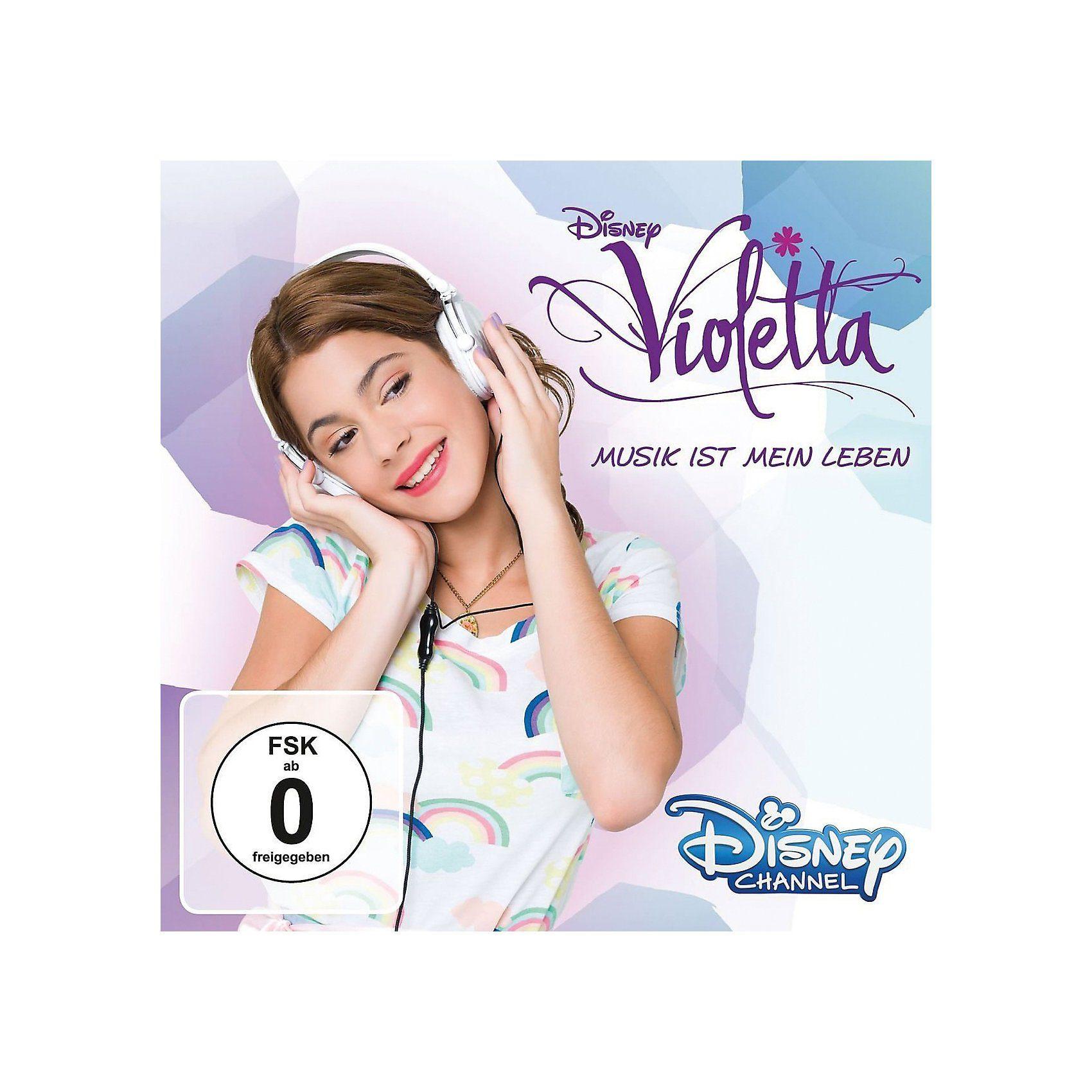Universal CD Violetta - Musik ist mein Leben CD+ DVD (Deluxe Edition)