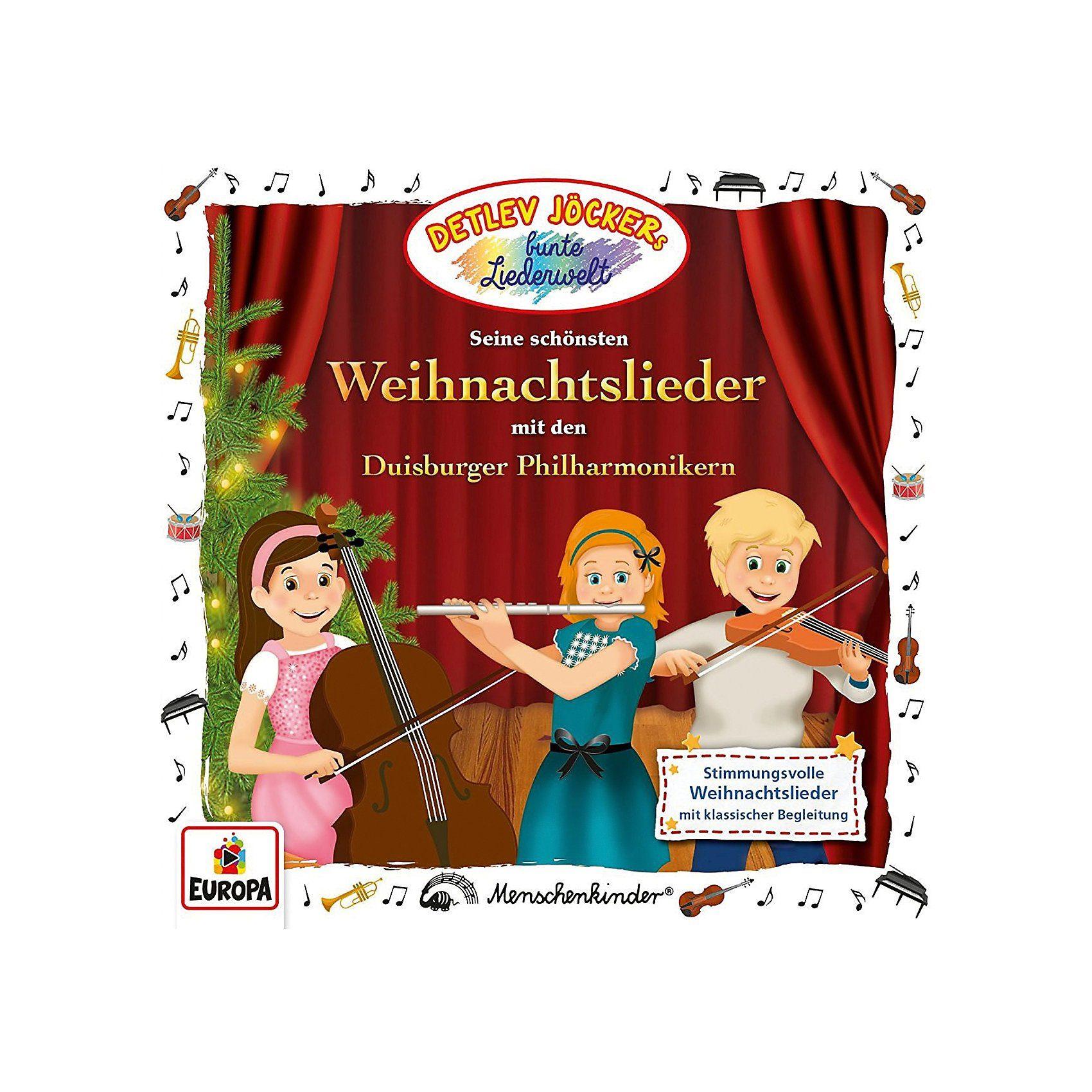 Sony CD Detlev Jöcke - Seine schönsten Weihnachtslieder