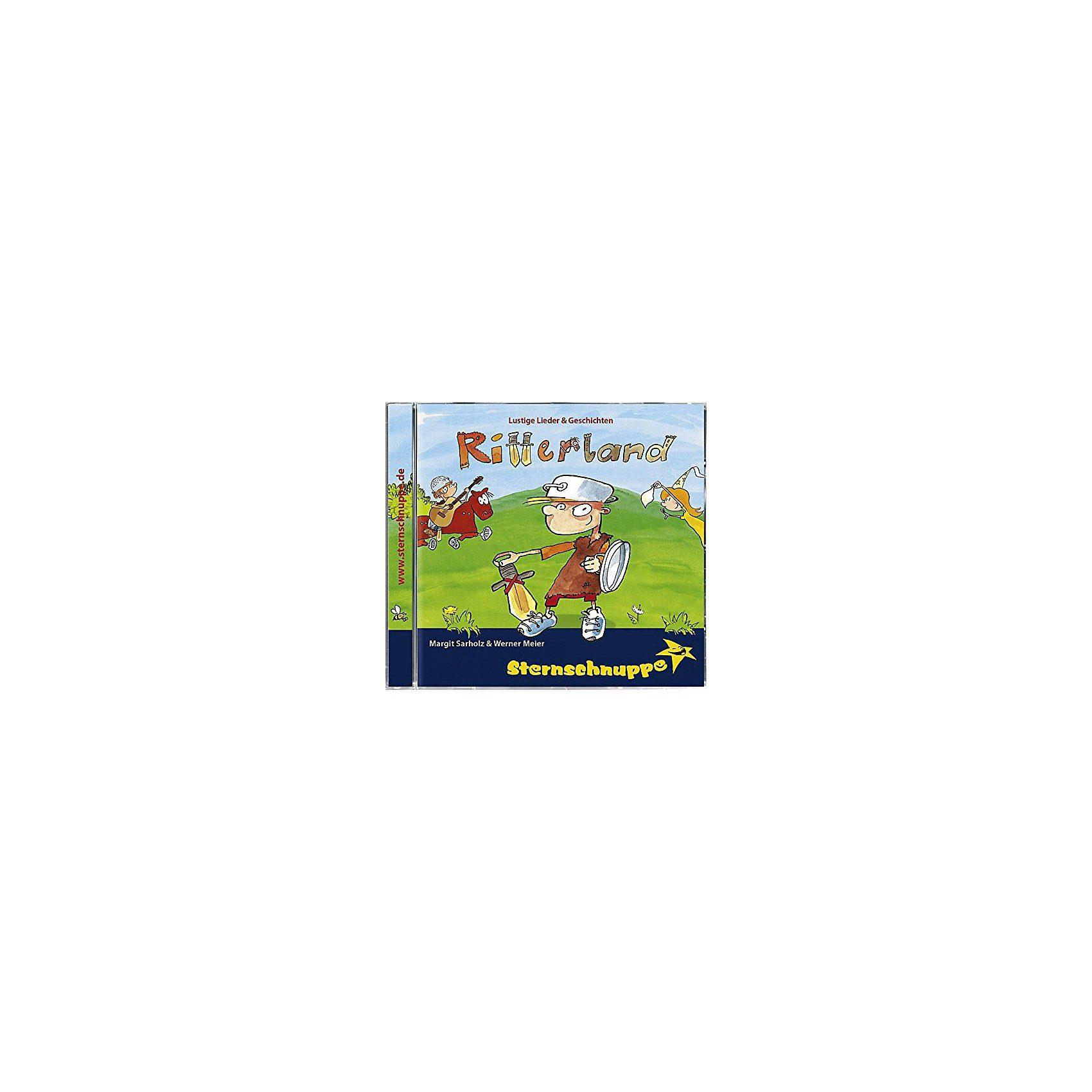 CD Sternschnuppe - Ritterland