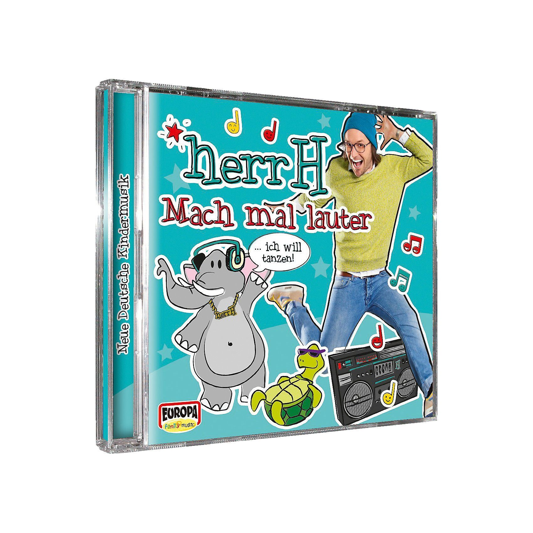 Sony CD herrH - Mach mal lauter