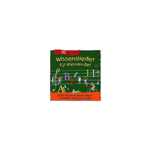 Universal CD Die 30 besten Wissenslieder für Kleinkinder