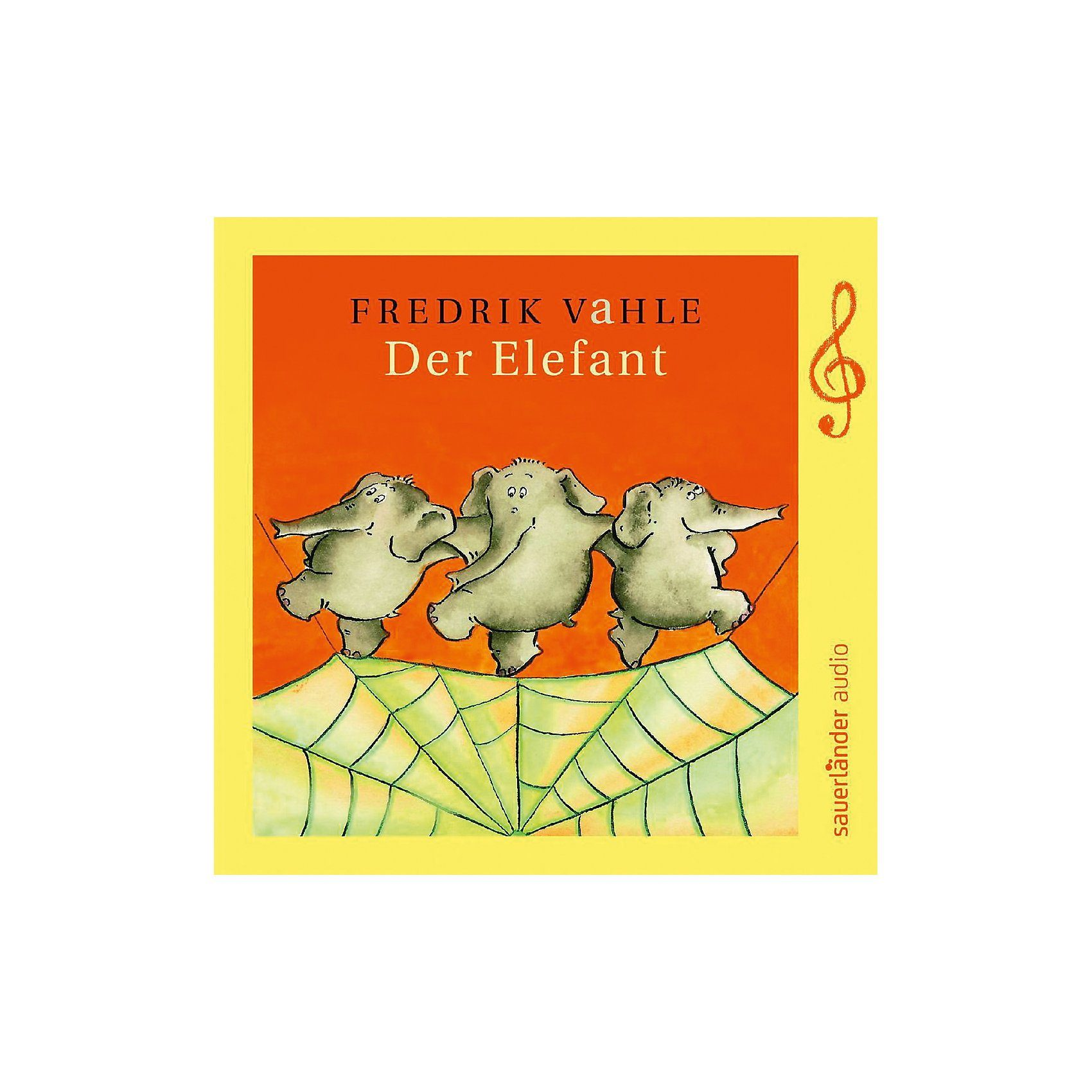 Edel CD Fredrik Vahle - Der Elefant