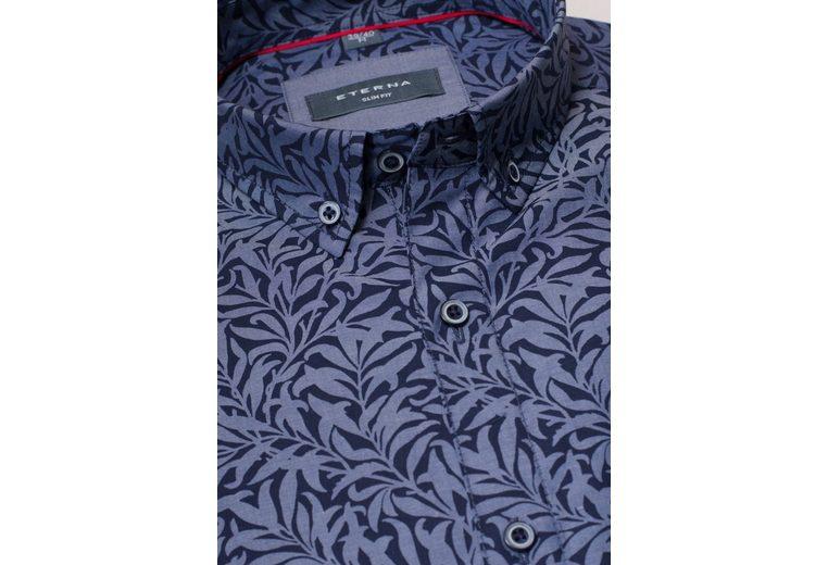 Billig Verkauf 100% Authentisch Billig Verkaufen Brandneue Unisex ETERNA Langarm Hemd Langarm Hemd SLIM FIT Steckdose Reihenfolge LViFZgMh